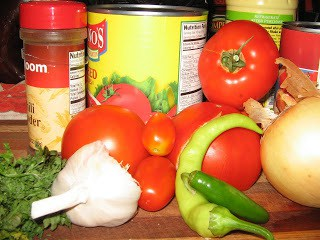 salsa, how to make fresh salsa