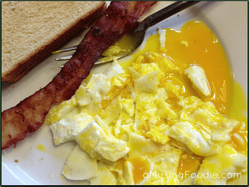 Easy Fried Eggs