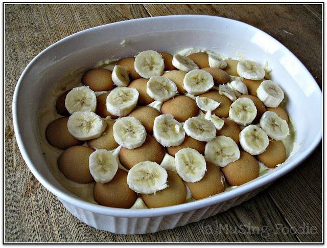how to make easy banana pudding