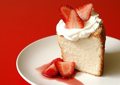 angel food cake, october food holidays