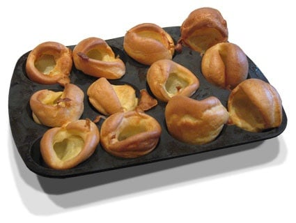 Yorkshire Pudding, Yorkshire Pud, October Food Holidays
