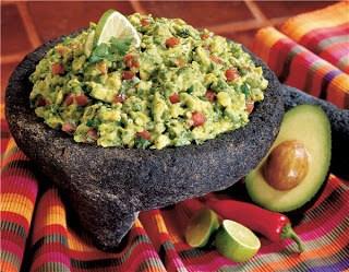 guacamole recipes, national guacamole day, november food holidays
