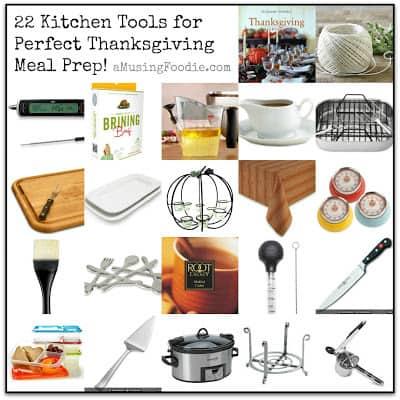 houzz.com, Thanksgiving dinner, kitchen tools