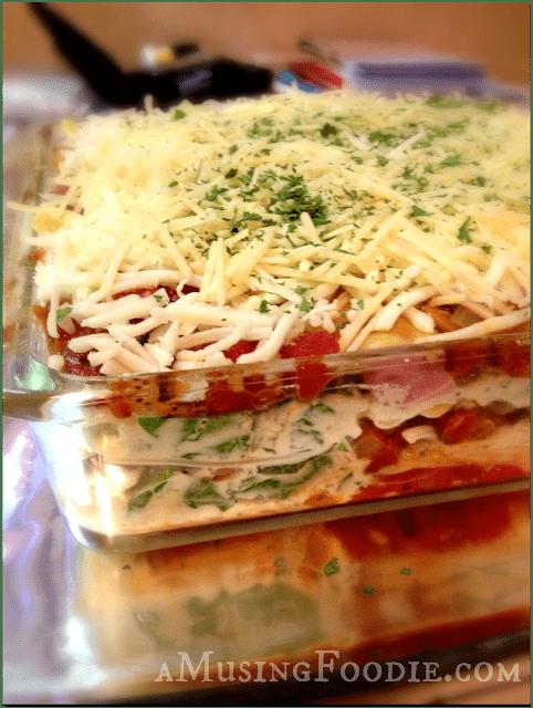 lasagna, how to make lasagna, dinner recipes
