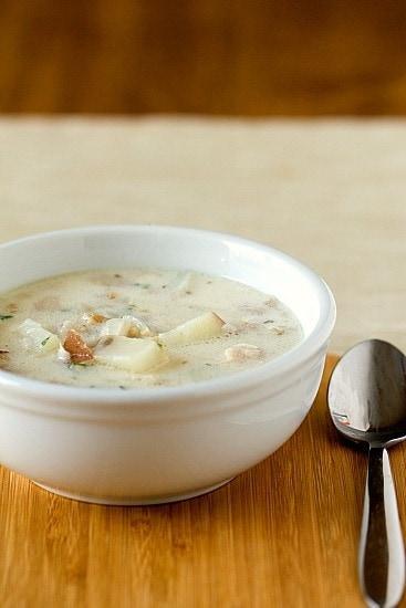 new england clam chowder, food holidays, january food holidays