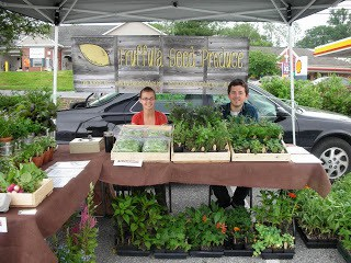 young farmers, farm to table, farming, go local