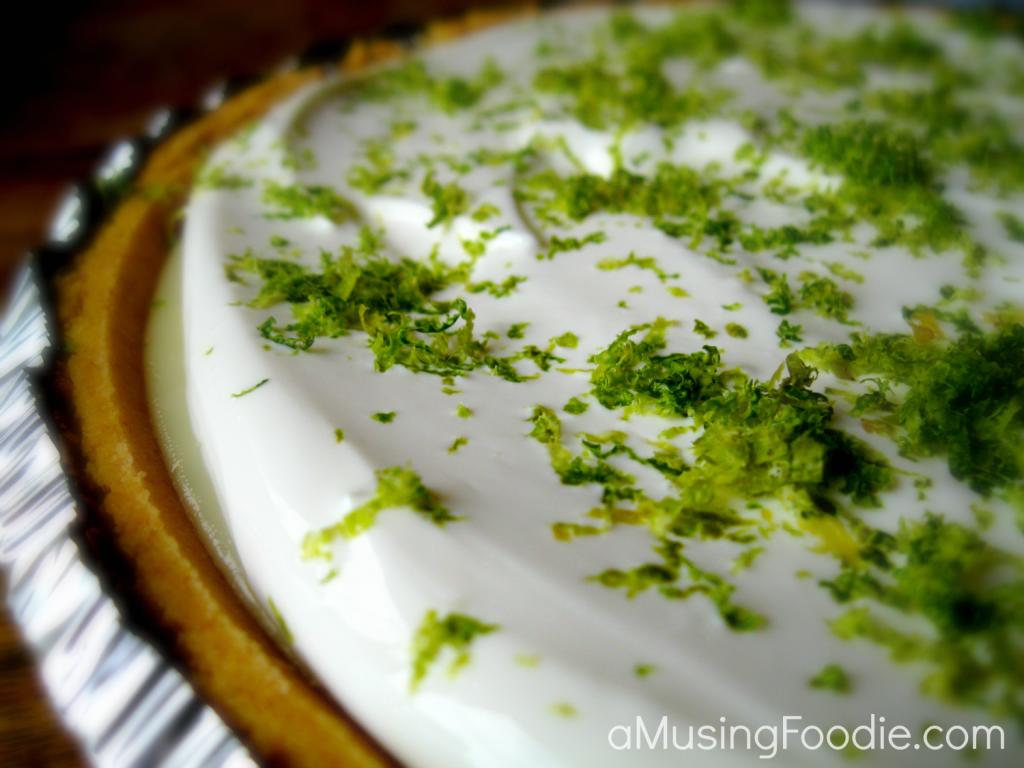 how to make homemade key lime pie