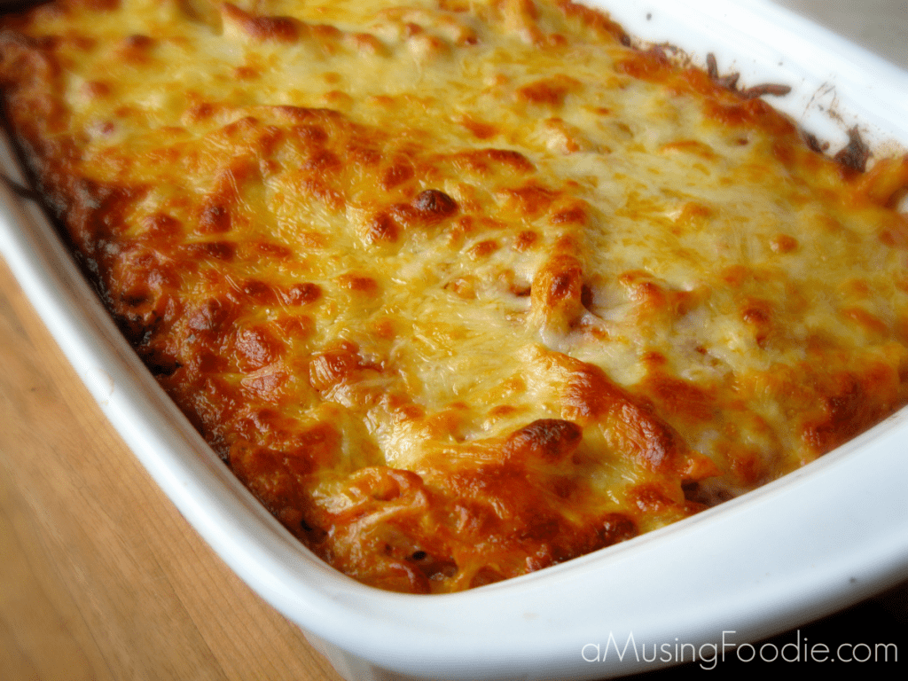 baked ziti, how to make baked ziti, baked ziti recipes