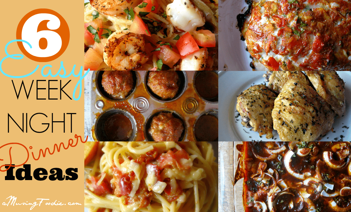 easy dinner ideas archives page 2 of 5 a musing foodie