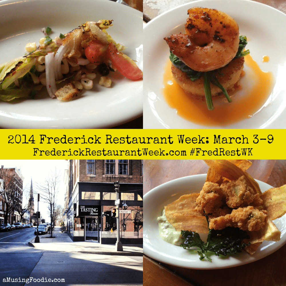 2014 Frederick Restaurant Week #FredRestWK
